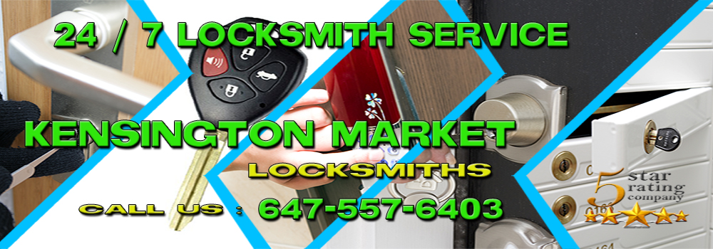 Locksmith Kensington Market banner