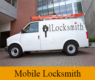 Emergency Mobile Locksmith Services in Toronto