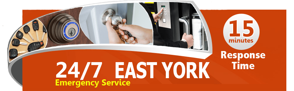 Locksmith service EAST YORK