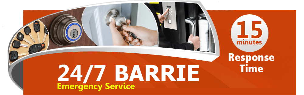 Barrie Locksmith