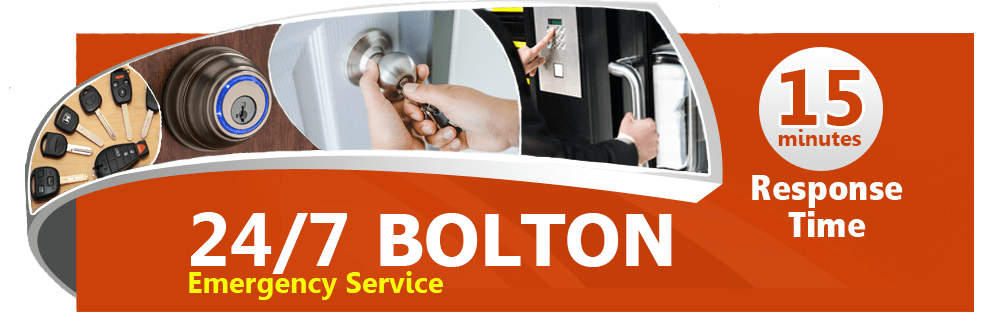 Locksmith service BOLTON