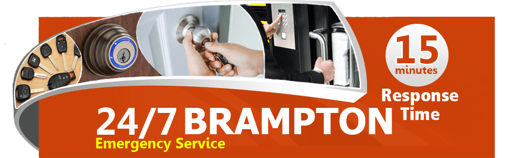 Locksmith Services BRAMPTON