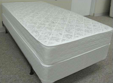 Crown Jumbo Thick Set Twin Size Mattress Boxspring Included 125 00