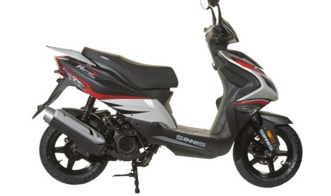 Sinnis Harrier 125cc