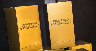 Pantene Gold - Lanzamiento 1