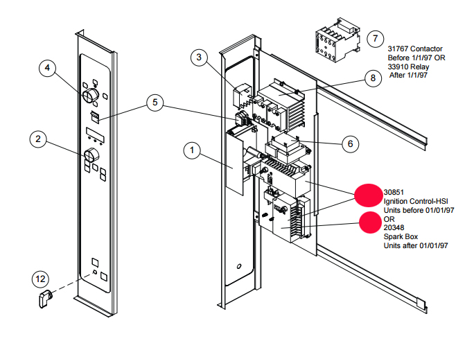 Imperial Convection Oven Wiring Diagram Imperial Range