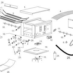 Kitchenaid Mixer Wiring Diagram Powercon Holman 2j-200538 208 Volt Infinite Switch For Toaster