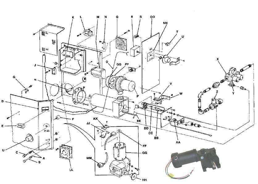 Kitchenaid Mixer Parts Breakdown