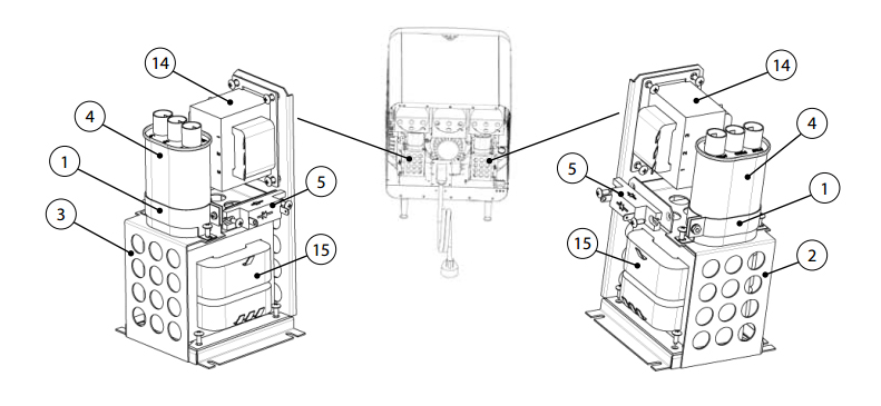 Turbo Chef NGC-3062-1 Transformer Hv