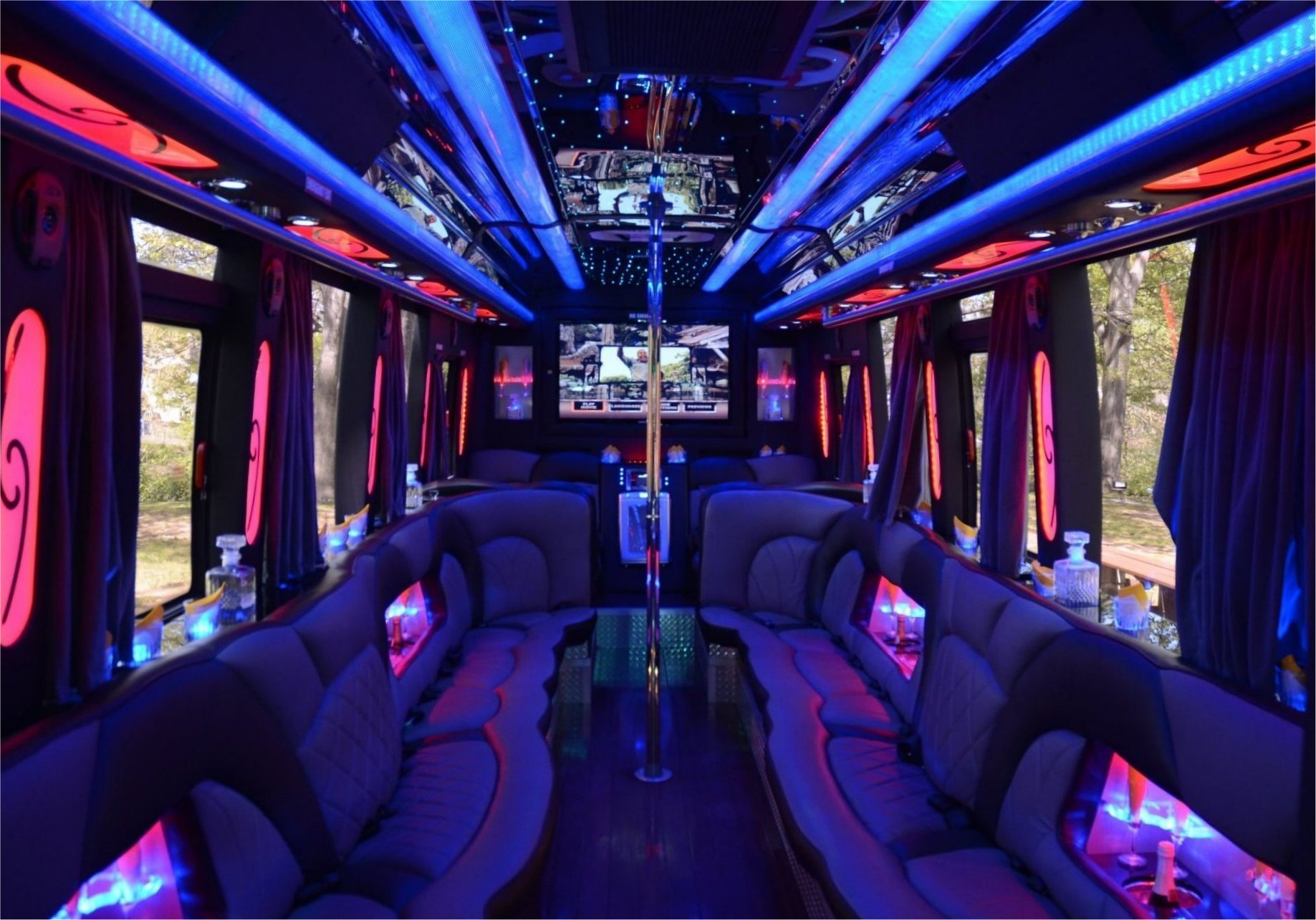 Party Bus Tampa Party Bus