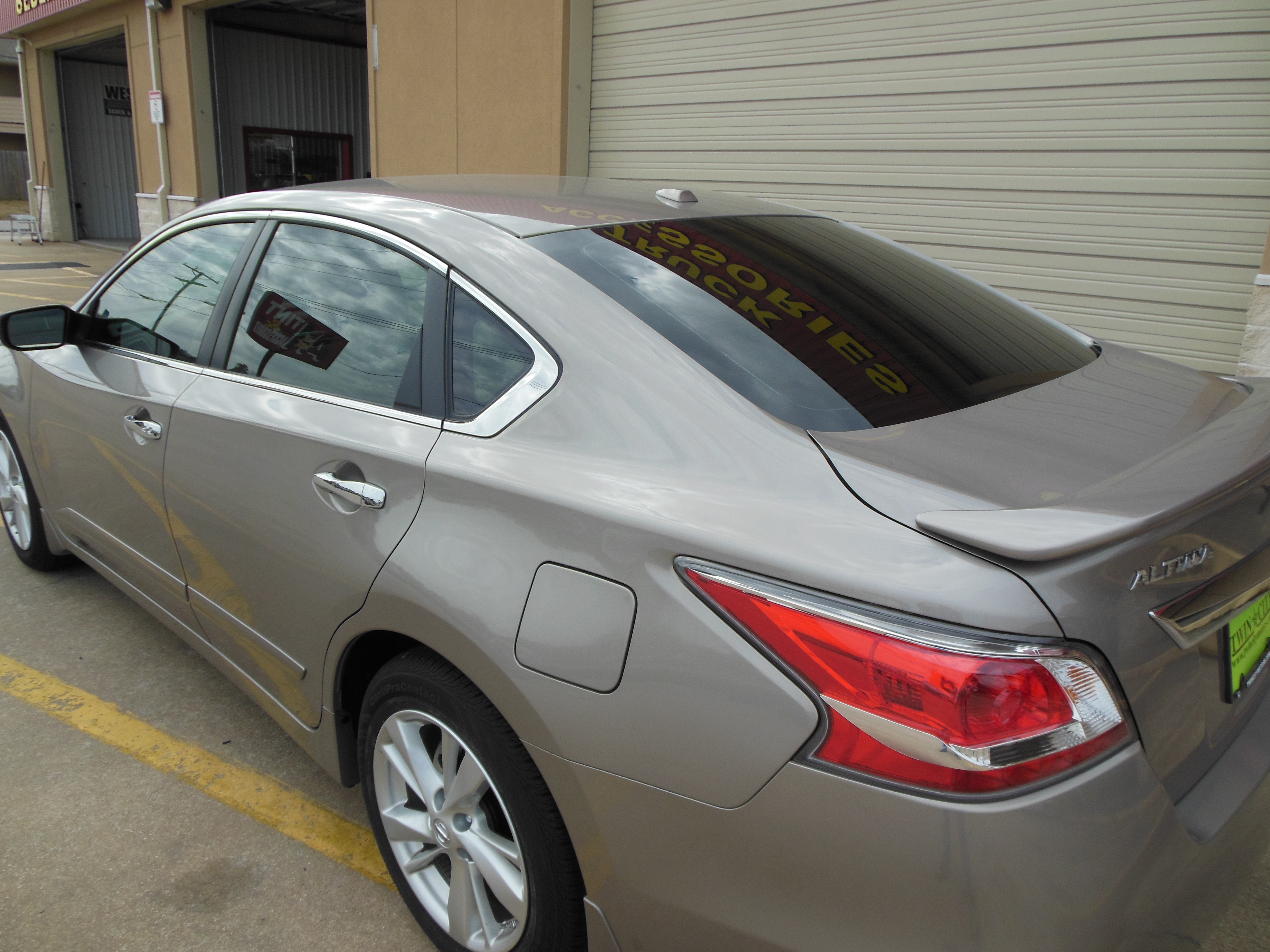 Cool Clean Lines vehicle window tinting A1Tint