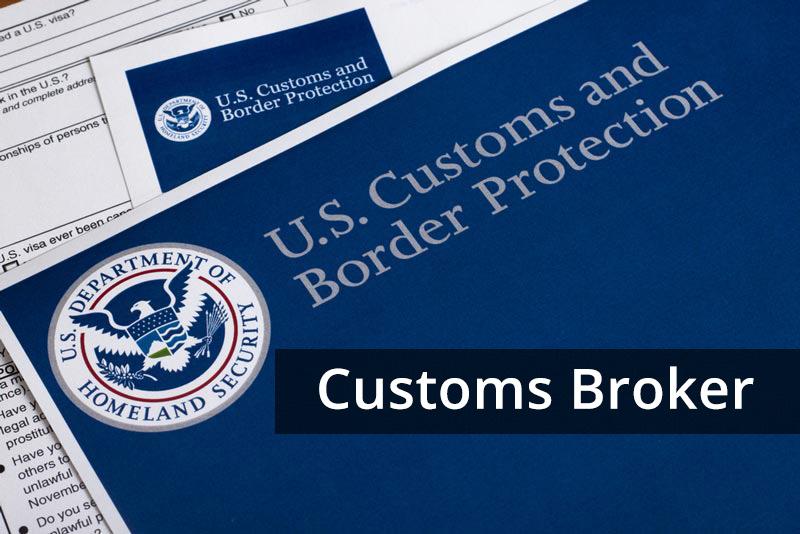 customs broker miami