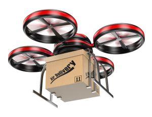 the-company-amazon drone for the customs broker in miami florida