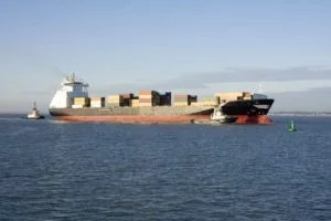 decommissioned container ships