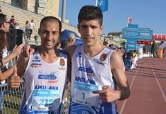 7 Oct 2018 Rubén Requena y Javier Sánchez, los primeros en entrar a meta en el 10K F2