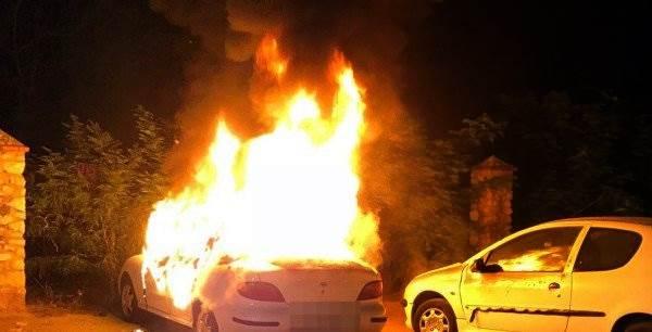 Venía a pagarnos las pensiones, pero quemó 11 vehículos, 8 contenedores y los pisos de sus vecinos de Valencia