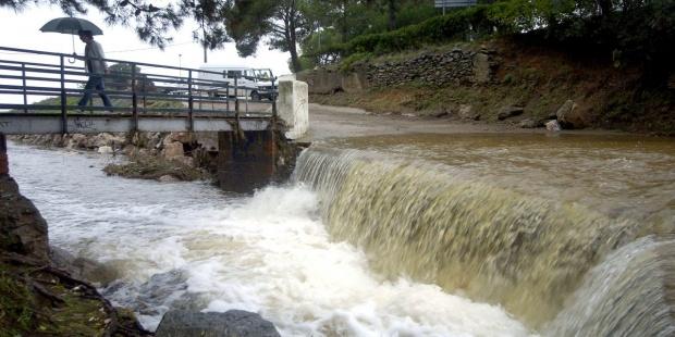El cambio climático traerá más lluvias torrenciales