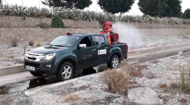 Plan de choque contra los mosquitos en Alicante y las playas