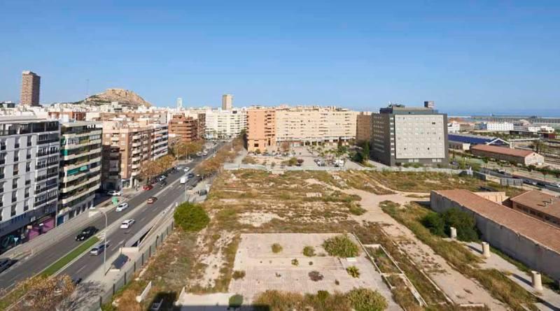Alicante completa su fachada marítima, se pone en marcha Benalúa Sur