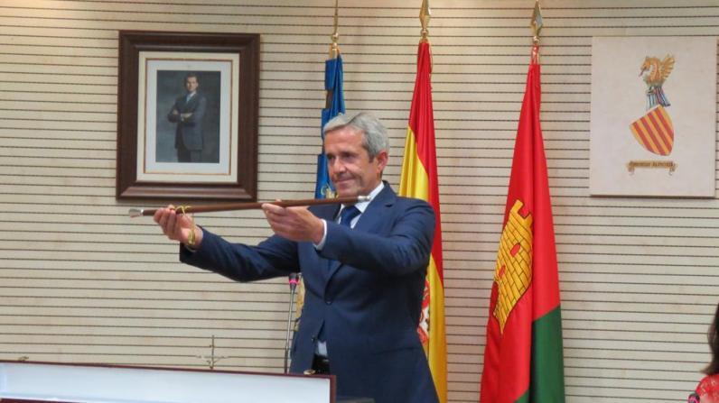 José María Pérez Sánchez, alcalde del PP de Pilar de la Horadada (Alicante) (LVD)