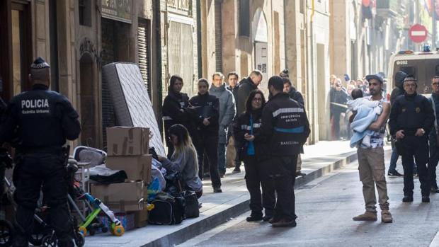 Barcelona ya ha sido bautizada como «la ciudad del crimen» en Alemania