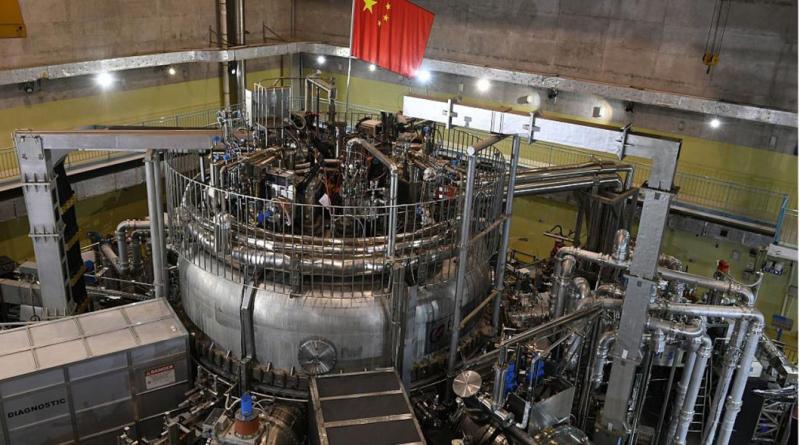 """La temperatura del """"Sol Artificial"""" de China alcanza nuevas alturas"""