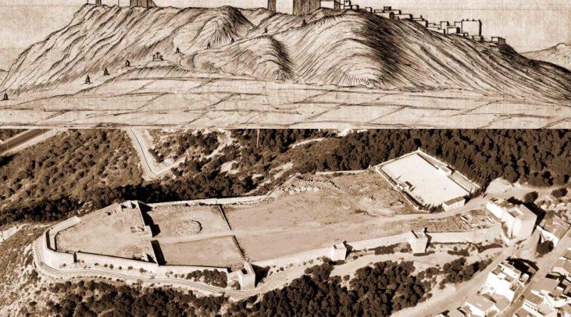 Multa de 6.000 euros por coger objetos del Castillo de Guardamar del Segura