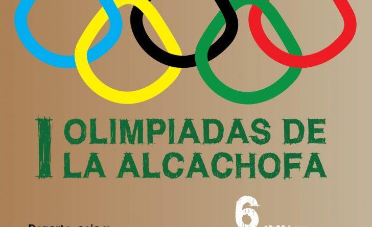 El Congreso de la Alcachofa incluirá unas Olimpiadas Escolares para promocionar la joya de la huerta a través del deporte, el ocio y el conocimiento