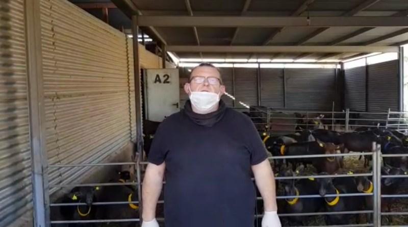 Ganaderos alicantinos alertan de que la crisis del coronavirus puede terminar de llevar a la ruina a los ganaderos