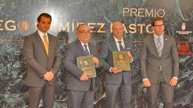 """Sociedad Musical """"Ciudad de Torrevieja, Los Salerosos"""" – Premio Diego Ramírez Pastor"""