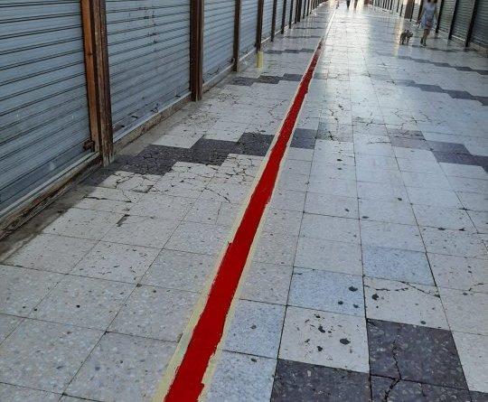 Mañana lunes vuelven a abrir los puestos del paseo de los hippies de Torrevieja  al 50% de su capacidad