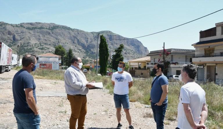 Nueva zona verde en el Raiguero de Bonanza
