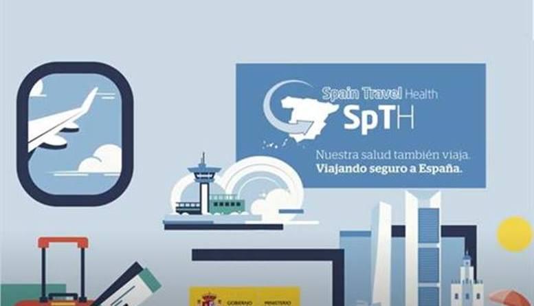 El formulario de control sanitario de viajeros se digitaliza para agilizar el tránsito en los aeropuertos