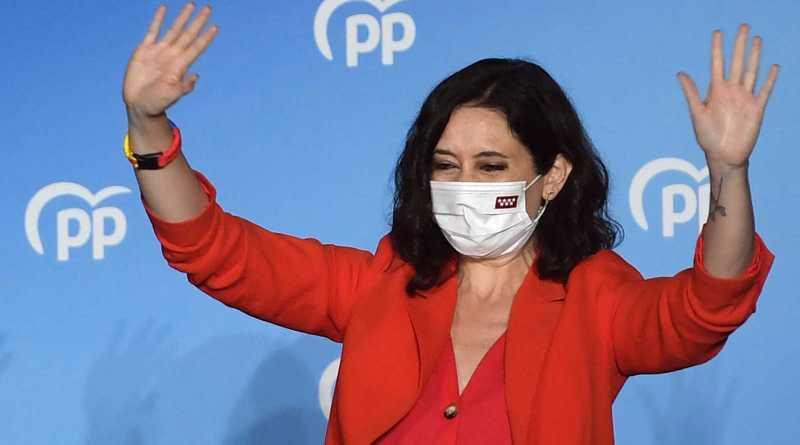 Ayuso se hace con Madrid y Pablo Iglesias abandona la política