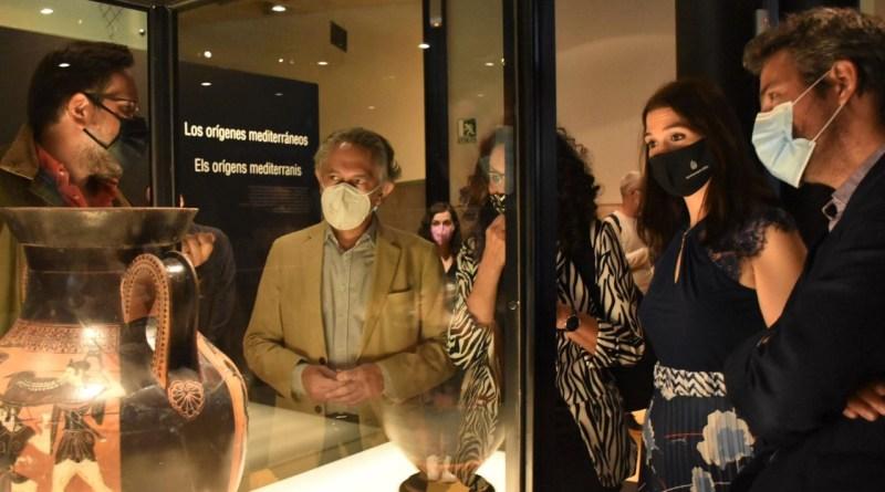 El Ayuntamiento de Elche celebra el Día Internacional de los Museos con la inauguración de la exposición 'El guerreo íbero' como principal atractivo
