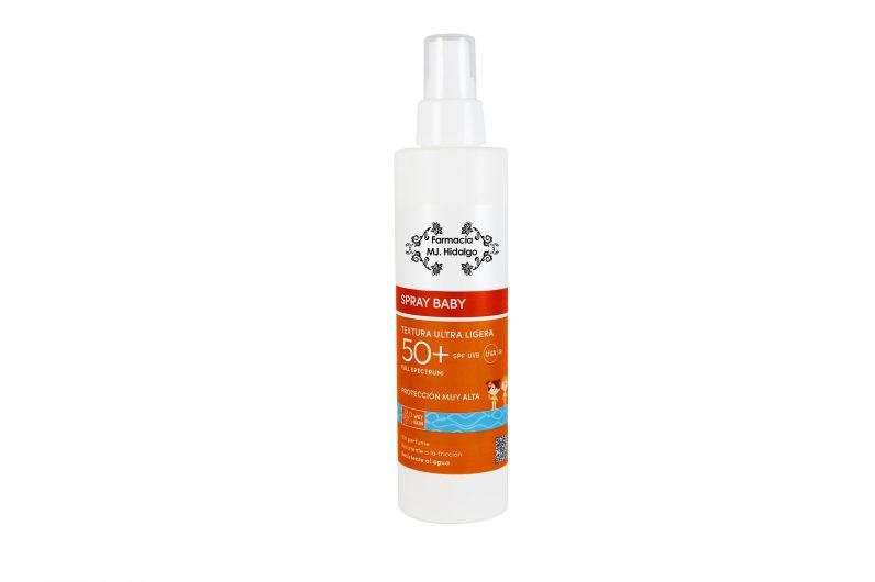 spray solar baby spf 50+