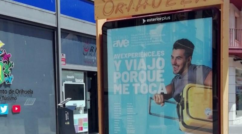 Turismo Orihuela solicita a ADIF el incremento de frecuencias del AVE que permitan un horario más flexible