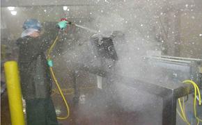nettoyage-industriel - Maintenance industrielle