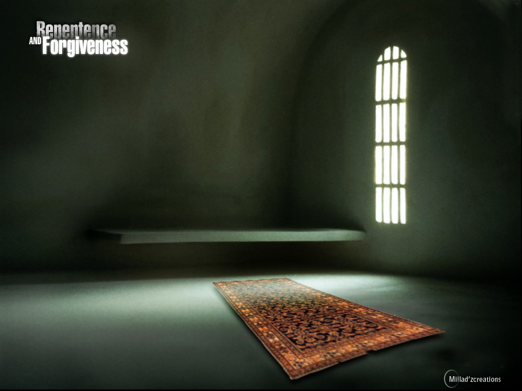 Ramadan Quotes Wallpapers Repentance And Forgiveness Abstract Islamic Wallpapers