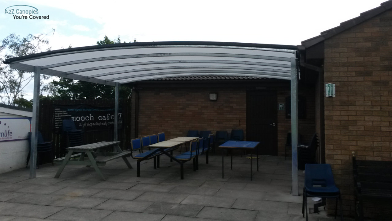 Commercial Canopy Cover A2z Canopies 2019