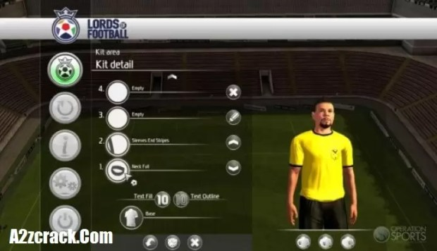 Lords of Football Free PC Games