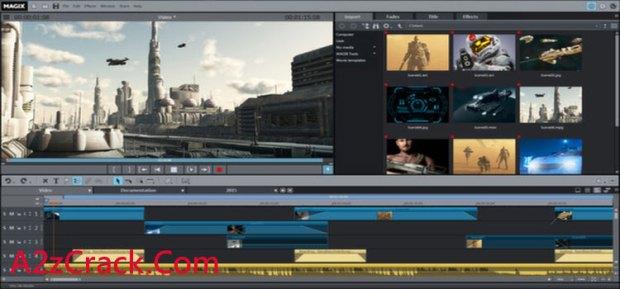 Magix Movie Edit Pro 2015 Premium Crack