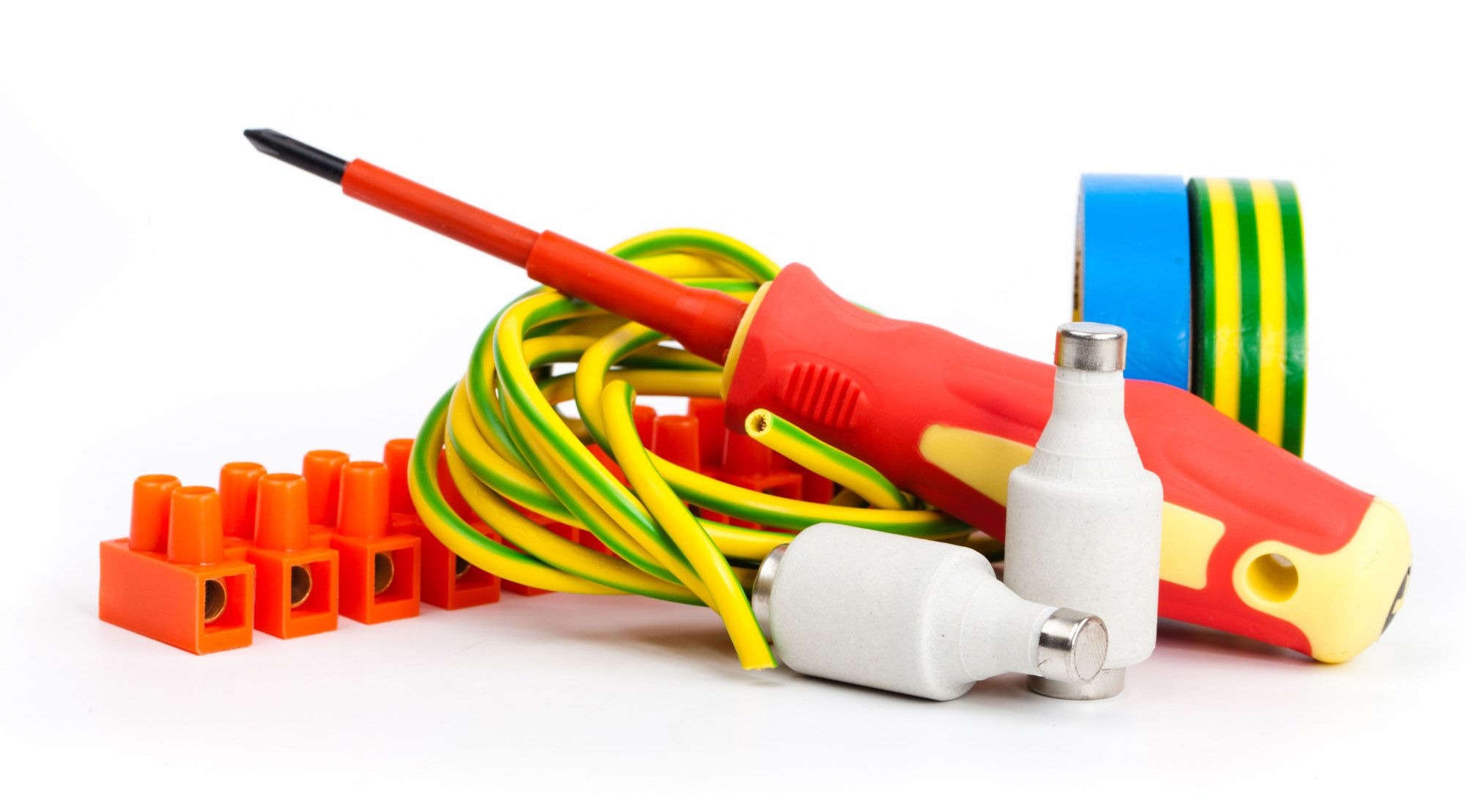 hight resolution of domestic electrical installation
