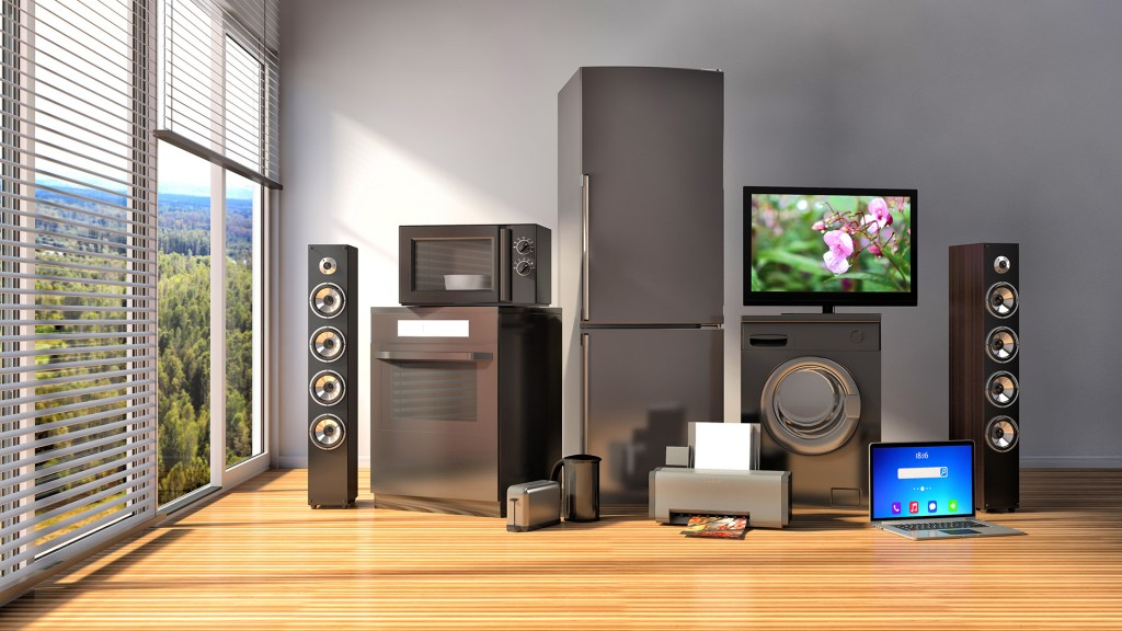 Home appliances repair and installation