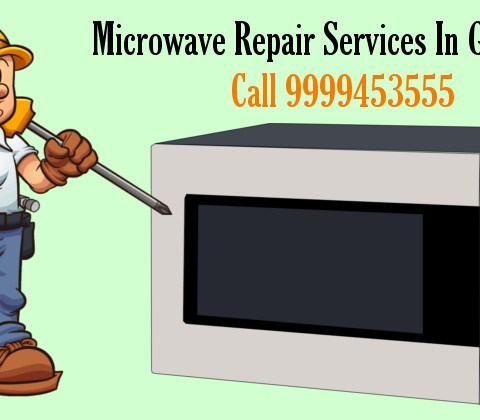 Microwave Repair Services in Ghaziabad