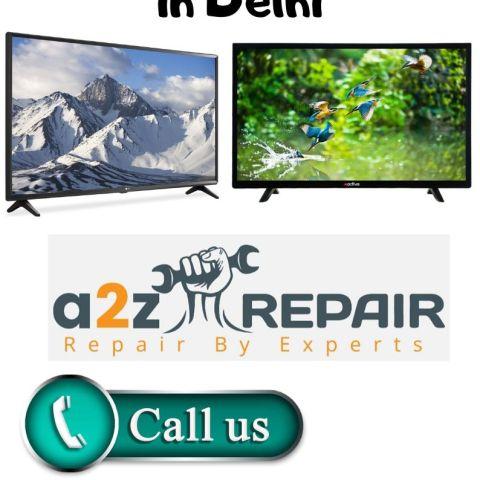 LED TV Installation in Delhi