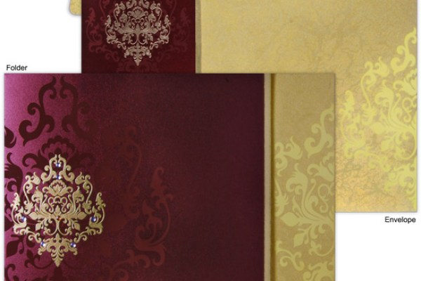 gold-wedding-cards