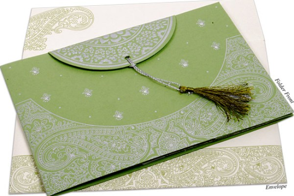 green-wedding-invitations