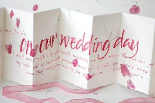 Wonderful Wedding Vows