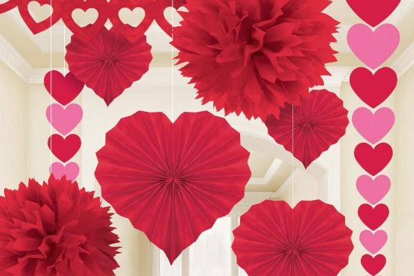 Valentine Theme Wedding Decor